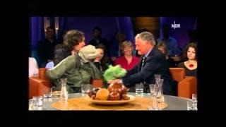 Die Echse in der NDR Talkshow