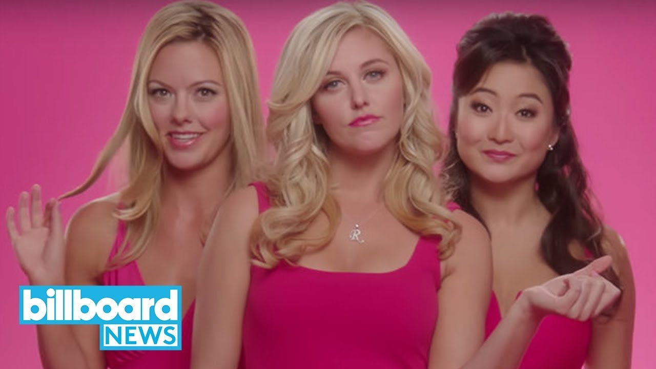 'Mean Girls' on Broadway Releases First Trailer | Billboard News