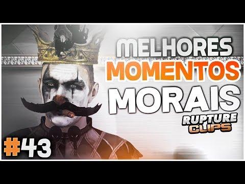 #43 MORAIS: TWITCH MELHORES MOMENTOS