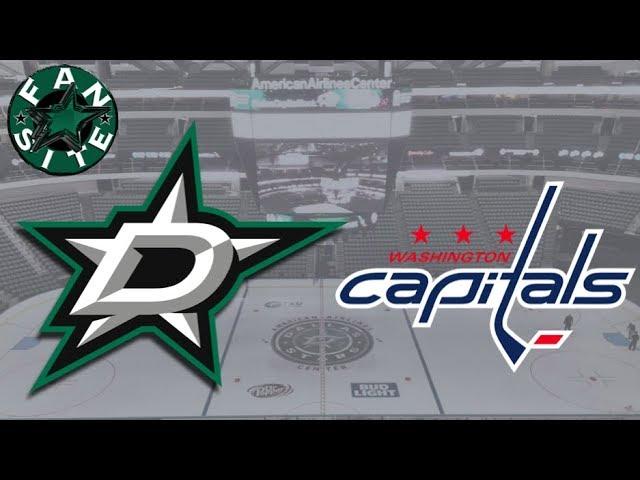 Dallas Stars @ Washington Capitals | 20 March 2018