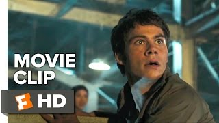 Maze Runner: The Scorch Trials Movie CLIP - Surrounded (2015) - Thomas Brodie Movie HD