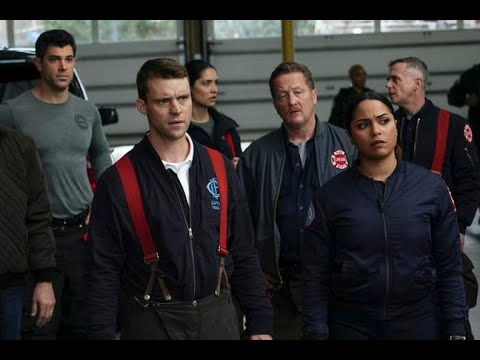 Chicago Fire Exclusive: The FBI Hijacks the Firehouse