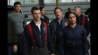 Chicago Fire Exclusive: The FBI Hijacks the Firehouse thumbnail
