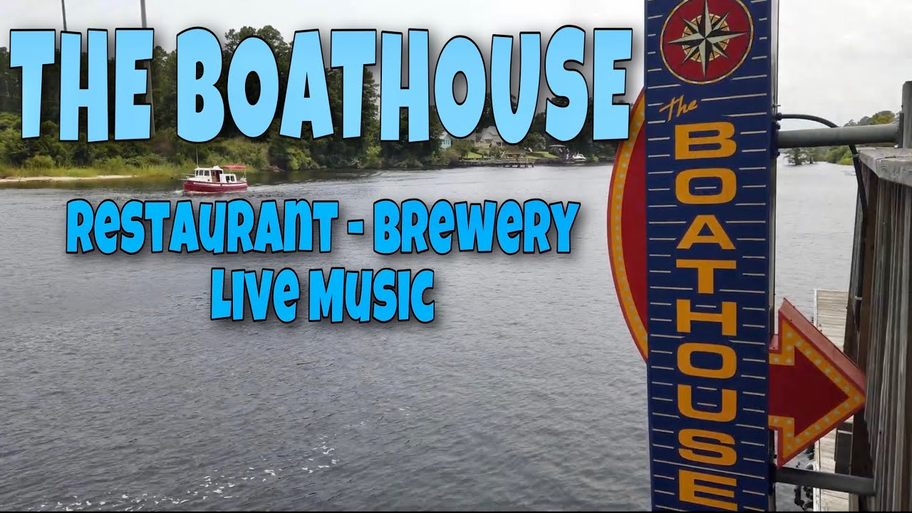 The Boathouse - Waterfront Dining, Local Brewery and Concert Venue - Myrtle Beach, SC