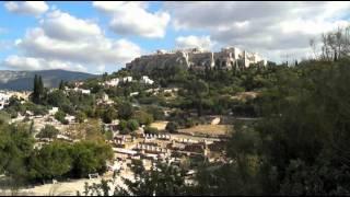 Athens Excursion- Экскурсия в Афинах(Экскурсия в Афинах, Гид в Афинах, Греция, Парфенон, Греческая музыка, Лето, море, сольнце, песок, греческие..., 2012-02-17T15:17:11.000Z)