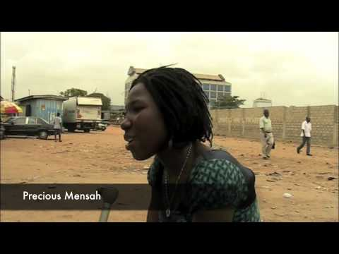 The Come Up - Ordinary People of Ghana working to make a living