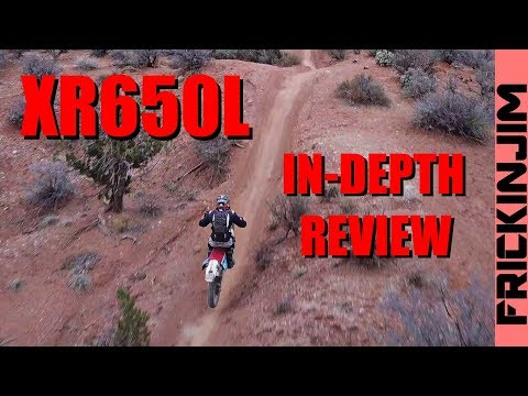 XR650L In-Depth Review