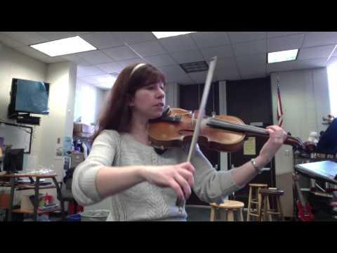 221B Baker Street Violin 1
