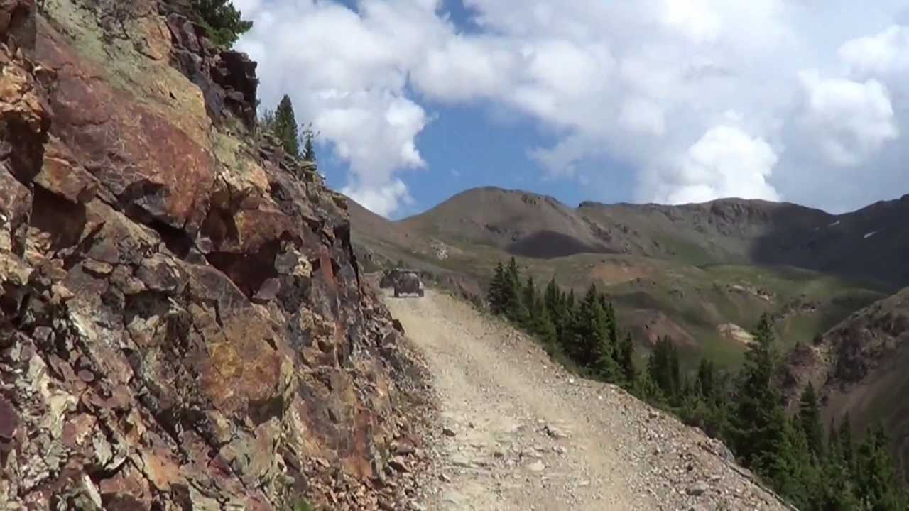 Jeep Los Angeles >> Colorado off road trails - YouTube