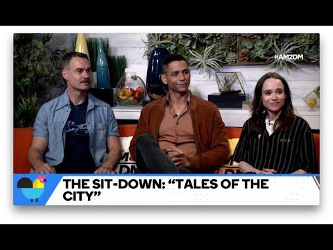 """The Cast Of """"Tales Of The City"""" Talks Reboot And How The Story Is Told Differently"""