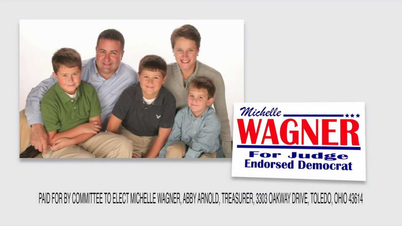 Michelle Wagner: The BEST choice for Toledo Municipal Court