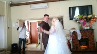Танец  Андрея и Лены