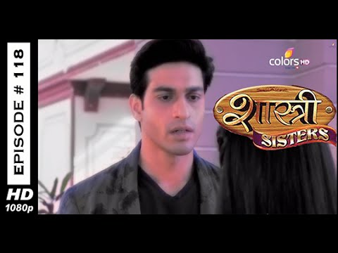Shastri Sisters - शास्त्री सिस्टर्स - 4th December 2014 - Full Episode (HD)