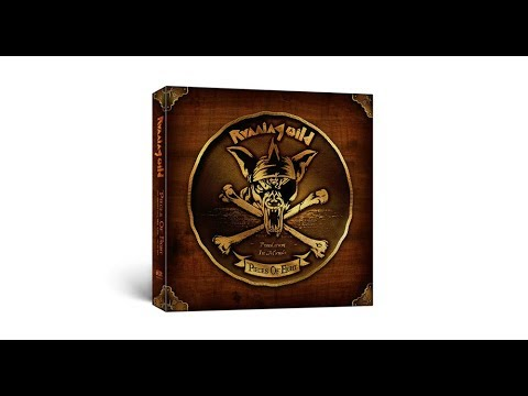 Running Wild - Pieces Of Eight unboxing video Mp3