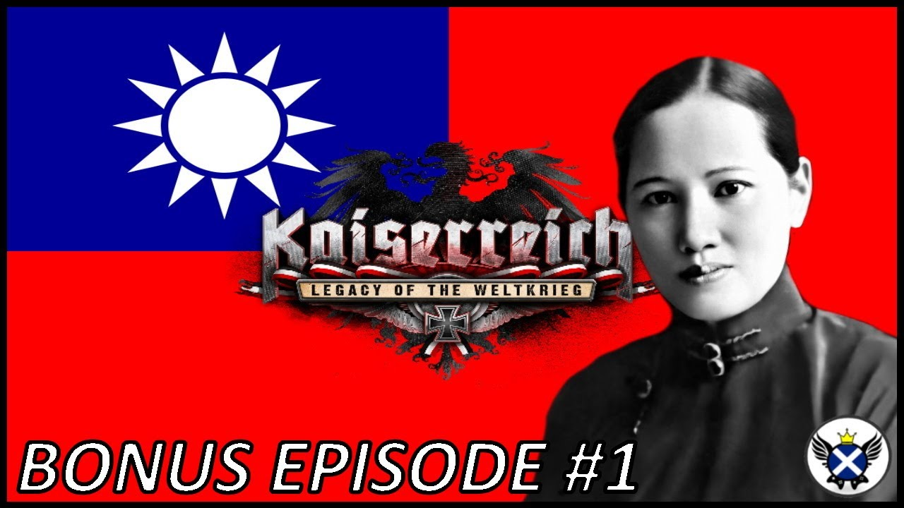 Into Europe We Go! | HOI4 Kaiserreich Left Kuomintang (Bonus Episode #1)