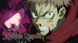 Bande annonce Jujutsu Kaisen