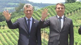 """El Mercosur alerta contra el proteccionismo y los """"""""retrocesos ideológicos"""""""""""
