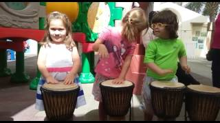 Blossom Burj Nursery Dubai Drums