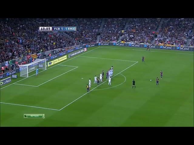 أجمل أهداف ليونيل ميسي في ريال مدريد