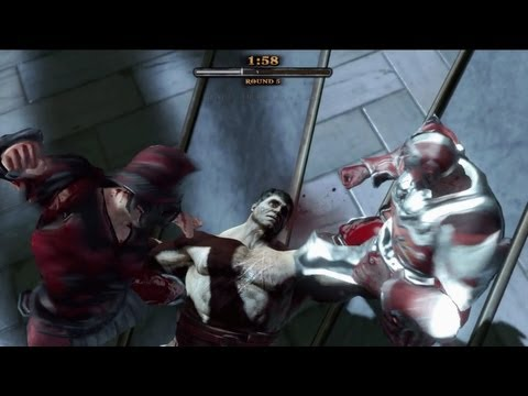 God of War: Ascension [HD] Trial of the Gods Win - Hercules