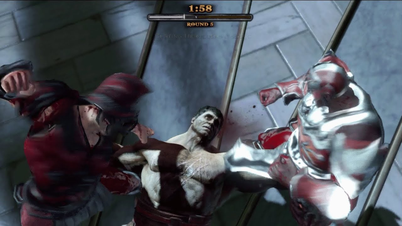 God of war ascension hd trial of the gods win hercules youtube voltagebd