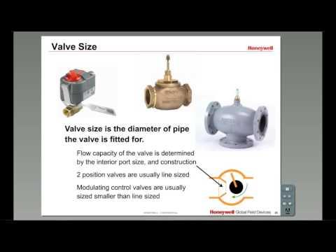 Honeywell Control Valve Basic Training