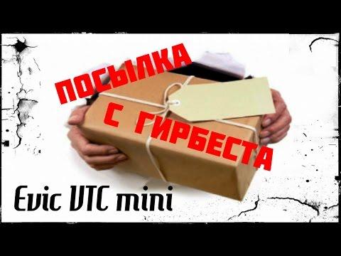 Посылка с gearbest.com   eVic VTC Mini