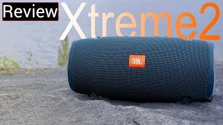 JBL Xtreme 2 Review - It