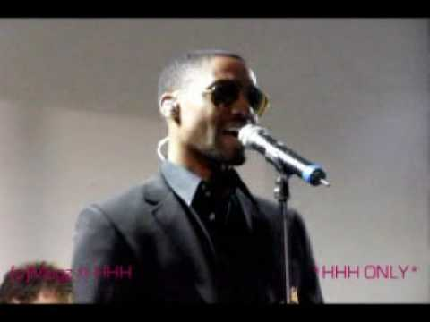 SIMON WEBBE LAY YOUR HANDS GRACE ALBUM SIGNING MANCHESTER 14 11 06