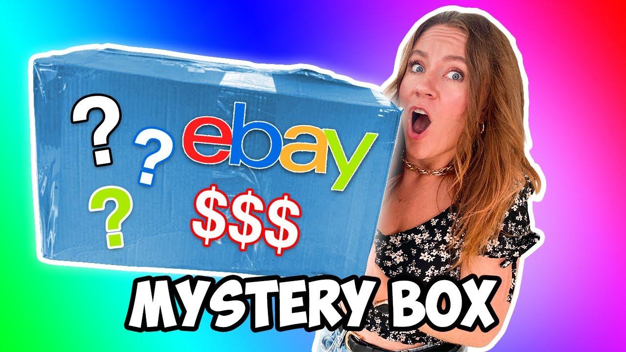 ОТКРЫВАЮ EBAY MYSTERY BOX за 200$ !