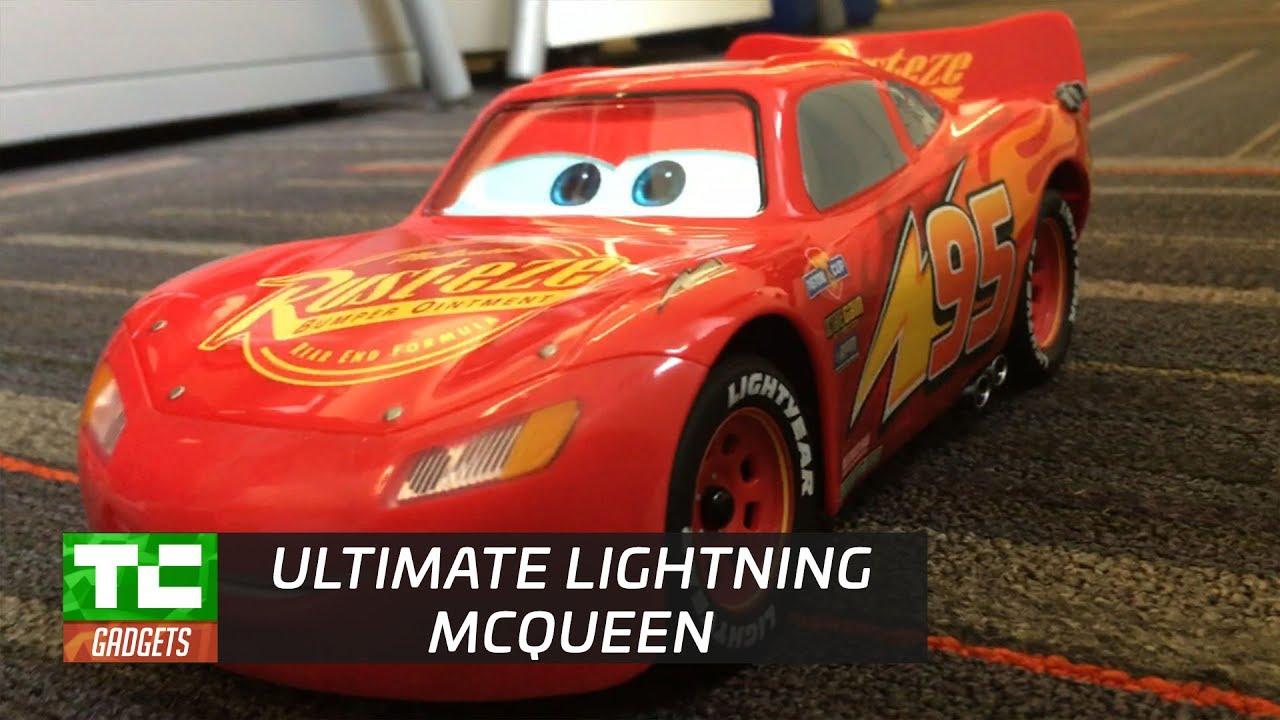 sphero s ultimate lightning mcqueen hands on youtube