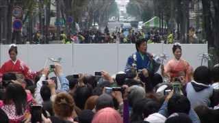 2013年11月3日(日)に豊橋市で開催された 「ええじゃないか豊橋音祭り」...