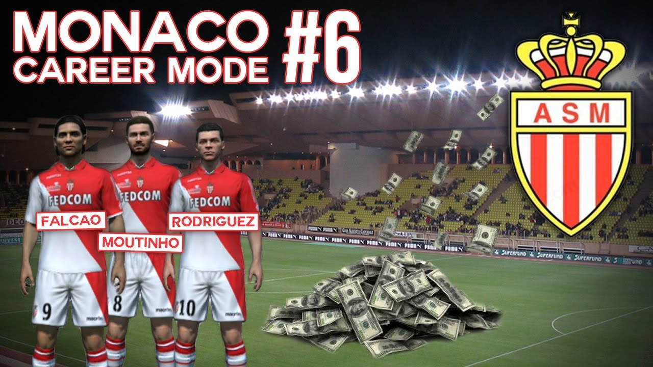 Mgh fifa 18 career mode monaco best young unknown players fifa 18