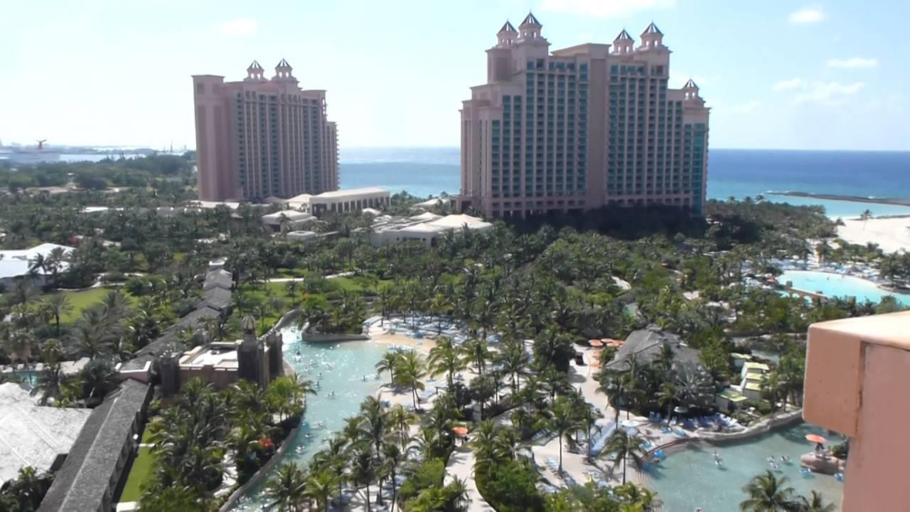 Atlantis royal towers room 2016 youtube for Terrace view room atlantis