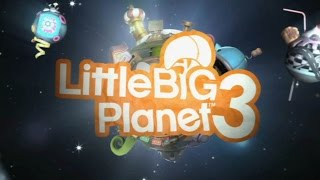 CGR Undertow - LITTLEBIGPLANET 3 review for PlayStation 3