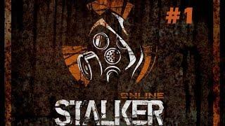 С новичка до мастера #4 Новый.......... рюкзак S.O.T.A Stalker Online Time Anomaly