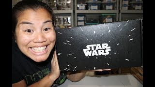 2017 December Loot Crate DX Unboxing - [Star Wars]