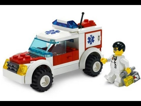 Lego city ambulance youtube - Lego ambulance ...