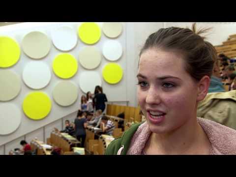 """""""Der Anfang ist hart"""" - Studieren an der ETH Zürich"""