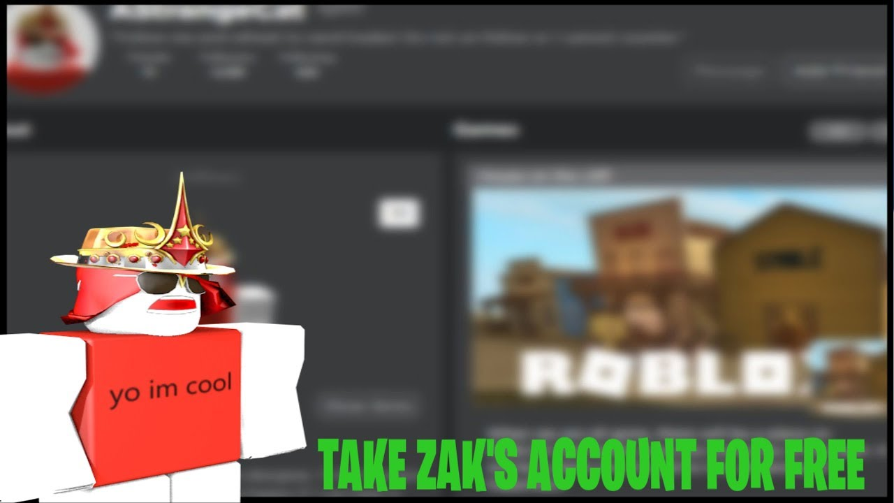 FREE ROBLOX ACCOUNTS WITH ROBUX 2019 (PASSWORD) - YouTube
