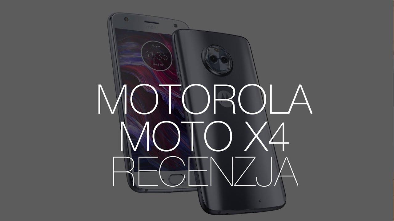 Świetny wybór. Recenzja Motorola Moto X4