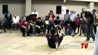 PERMANENT vs TAHU&SYKES | BBOY PRELIMS | SHAPELESS LIKE WATER