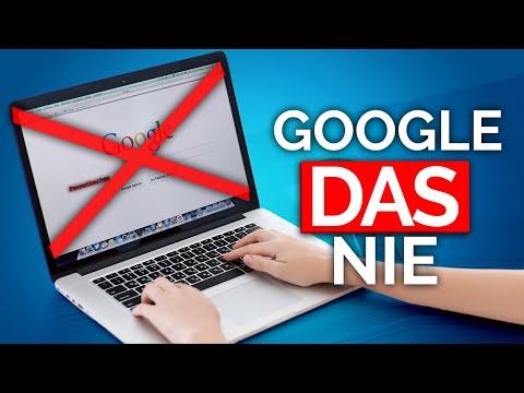 Google DAS nie: Sonst kommt die Polizei