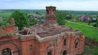 Разрушенная церковь в Благовещенье(, 2013-05-24T11:33:21.000Z)