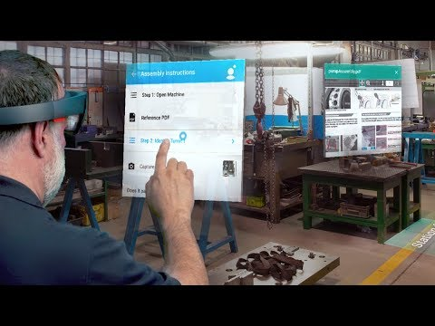 Upskill launches support for Microsoft HoloLens | TechCrunch