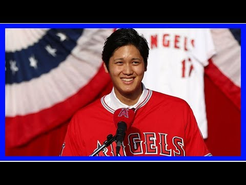 TODAY NEWS - Report: shohei ohtani has sprained his elbow pitching in ucl