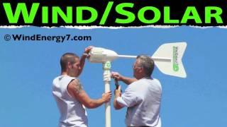 Wind and Solar and Wind and Solar and Wind
