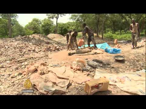 Illegal gold diggers costing Nigeria millions