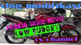 Download Video Modifikasi Honda Tiger Revo low budget MP3 3GP MP4