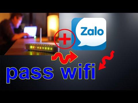 cách hack pass wifi trên điện thoại android - HƯỚNG DẪN LẤY PASS WIFI HÀNG XÓM BẰNG ZALO| NTTtv